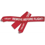 "ASA ""Remove Before Flight"" lente"