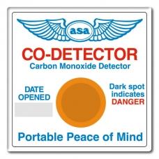 ASA Oglekļa dioksīda detektors