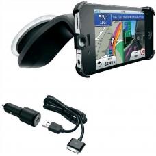 iPhone 4/4S tālruņa Garmin turētājs
