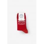 Remove Before Flight Socks